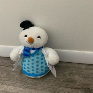 🦄 Doc McStuffins Disney JR Chilly Plush Snowman